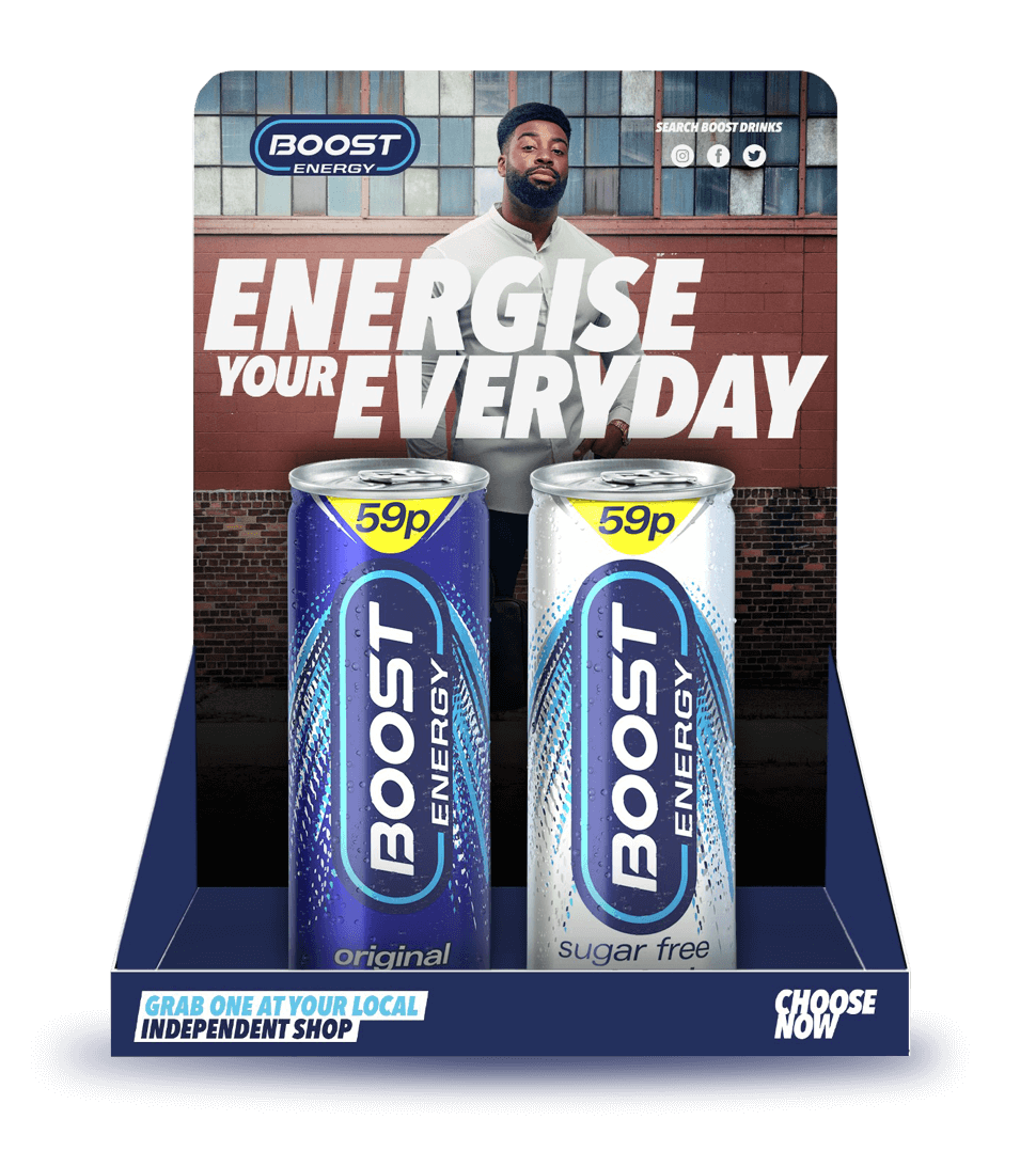 Energy Pos kits