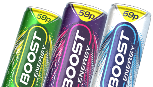 Boost Energy Range